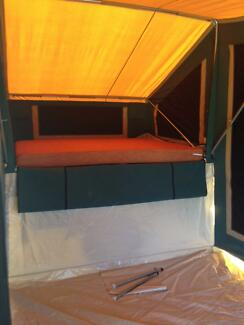 4WD Camper Trailer Goonellabah Lismore Area Preview