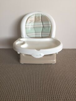 Kids Portable Booster Seat for Chair