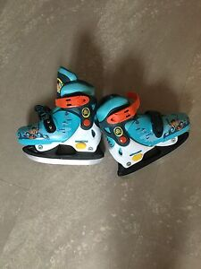 Jake and the Neverland Pirates children's skates size 8-11