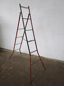 C37076 Industrial Metal Ladder Mount Barker Mount Barker Area Preview