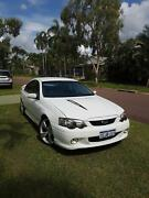 2006 Ford Falcon BF XR8 Boss 260 Gray Palmerston Area Preview