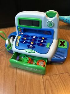 Leap frog cash register