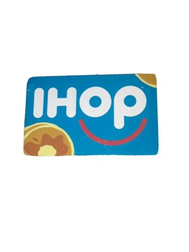 11.26 IHOP Restaurant Gift Card - $7.26