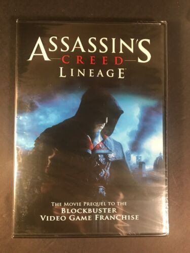 Assassins Creed Lineage Dvd New