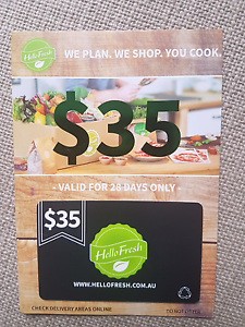 Hello Fresh $35 Voucher Yarraville Maribyrnong Area Preview