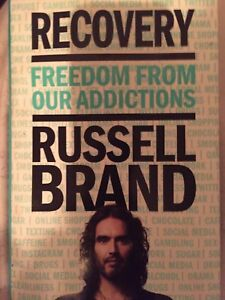 Russel brand RECOVERY