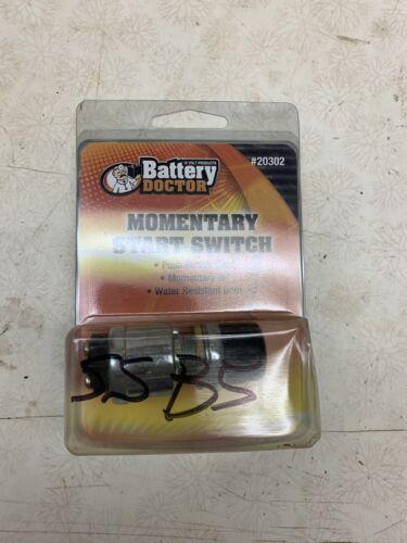 Battery Doctor Momentary Starter Switch & Cover