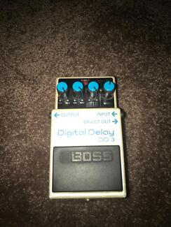 Digital delay DD-3