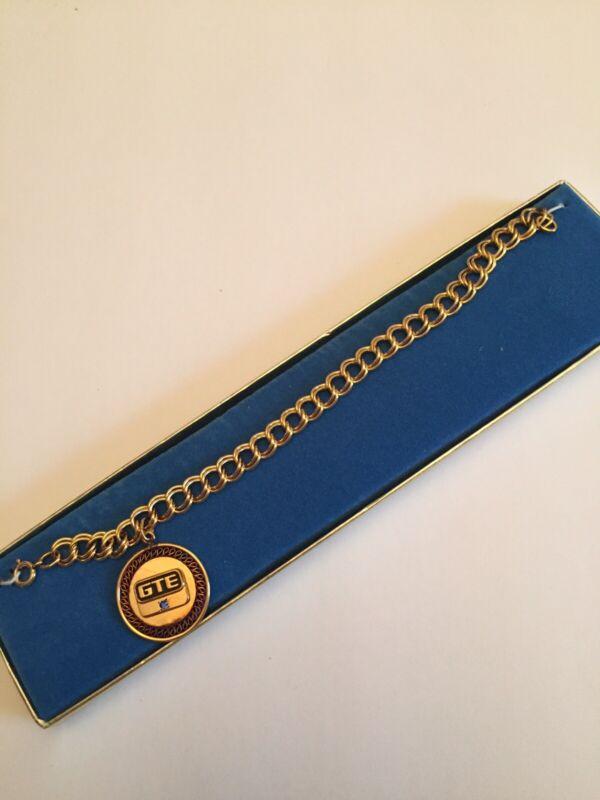 GTE Employee Gift Charm Bracelet