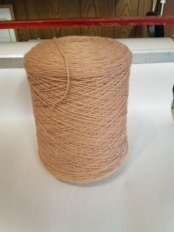 Spool of Southern Yarn Dyers Wool Yarn 3/45