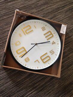 Walk clocks new