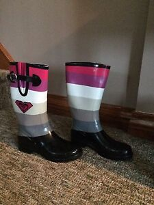 Roxy Rubber Boots Size 8