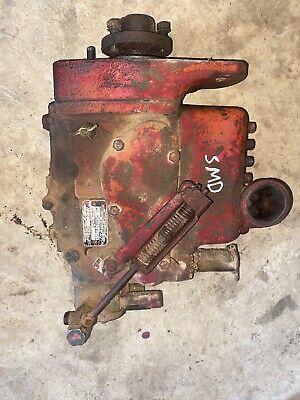 Farmall Super Md 400 450 Diesel Td6 Wd6 Tractor Injector Pump 259836 R2