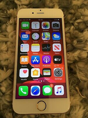Apple iPhone 6s - 64GB - Rose Gold - Unlocked