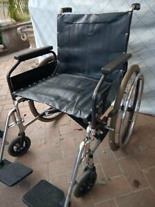 WHEELCHAIR LARGE EXTRA WIDE 22 INCH Concord West Canada Bay Area Preview