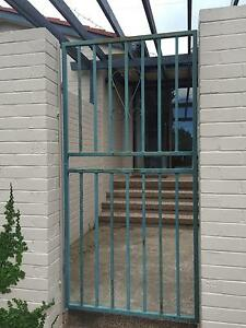 Excellent steel high quality courtyard gate Chifley Woden Valley Preview