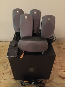 Half price! Logitech Z 5300 speakers and sub