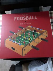 Brand new Table top Foosball table