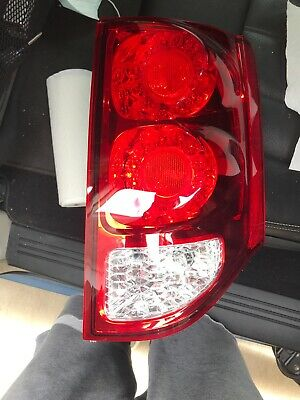 2011 - 2019 Dodge Grand Caravan Right Side Tail Light Assemby Passenger