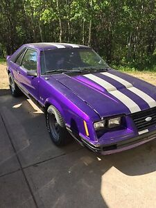 1983 Ford Mustang GT 5.0L HO
