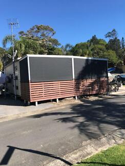 Onsite Caravan / Cabin Gerroa Kiama Area Preview