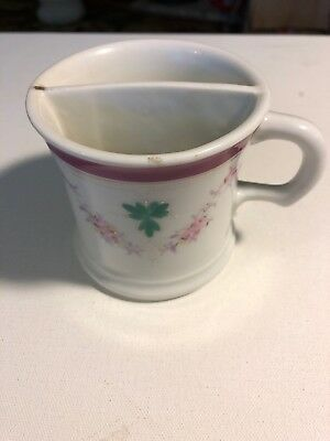 Antique Occupation Shaving Mug