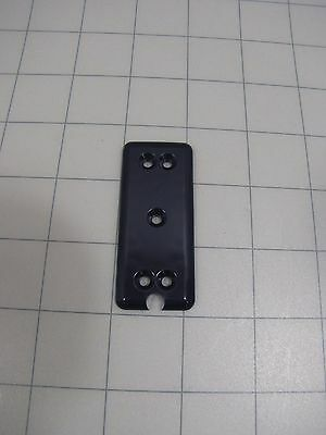 Wunder-bar Wunderbar Ph10-27-db Bottom Button Plate Dark Blue New