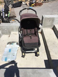 Bugaboo Frog with buggy board and basinet Northbridge Willoughby Area Preview