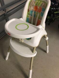 Mocka Soho High Chair like stokke tripp trappleander Feeding