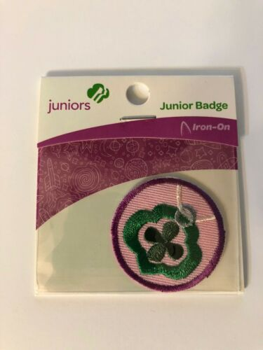 Girl Scout JUNIORS Badge ~ JEWELER ~ new - made in china