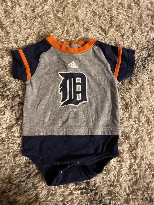 Detroit Tigers Bodysuit - Size 6/9M