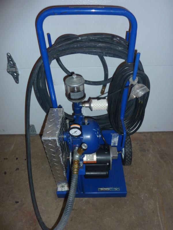 Bon Tool 13-181 Portable Texture Compressor Unit