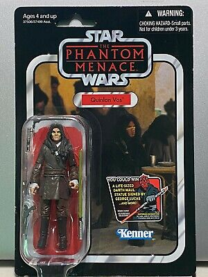 Star wars vintage collection VC 85 Quinlan Vos