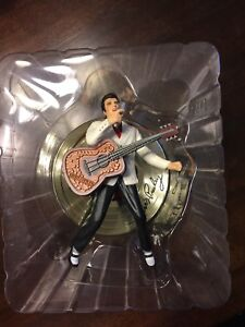 Elvis Presley collectable Christmas ornament
