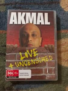 AKMAL Live DVD Forest Glen Maroochydore Area Preview
