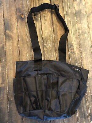 Black ScreenFace London Professional Make Up Japonesque Bag RPP £30