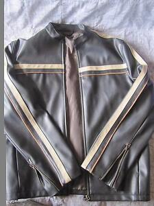 Large RDX faux-leather jacket Arundel Gold Coast City Preview
