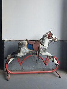 Vitiage rocking horses