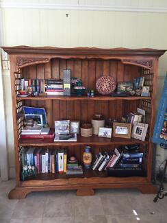 Bookshelf - handmade