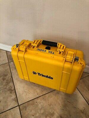 Trimble Tdl 450h Gps Equipment Pelican Hard Case