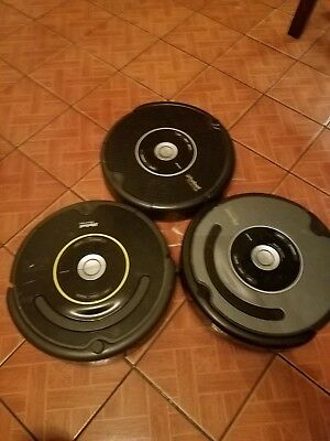 iRobot Roomba Lot For Parts Or Repair 552  550 650
