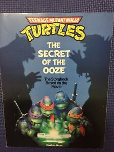 TMNT BOOK FOR SALE