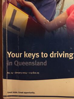QLD driving book East Brisbane Brisbane South East Preview