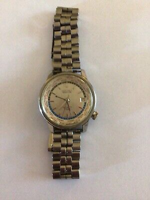 Seiko World Time Watch