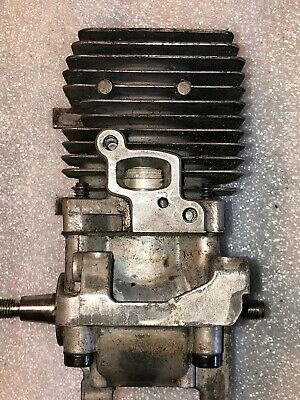 STIHL hs45 Motor Bloque Usado OEM STIHL Bueno Compresión