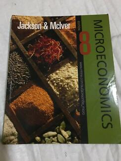 Textbook microeconomics seventh edition textbooks gumtree microeconomics 8th edition fandeluxe Image collections
