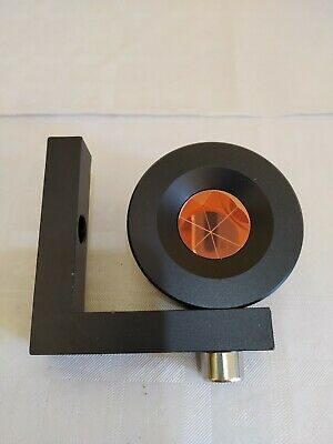 90 Degree Type Mini Prism For Total Station Prisms L Bar Gmp104. Used