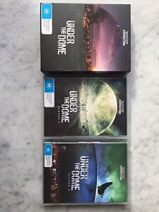 Under the dome DVD - complete set, all 3 seasons Kensington Eastern Suburbs Preview