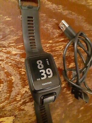 TomTom Spark 3 GPS NO Heart Rate Version. But does play music.