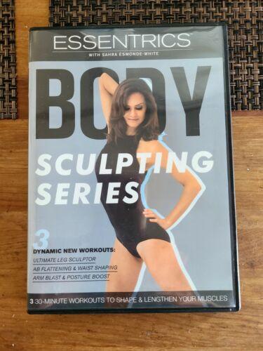 ESSENTRICS BODY SCULPTING Series 3 Workout DVD Sahra Esmonde-White